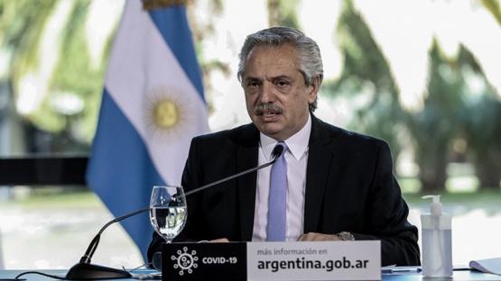 """Alberto Fernández descartó la vuelta del IFE: """"No hace falta"""""""