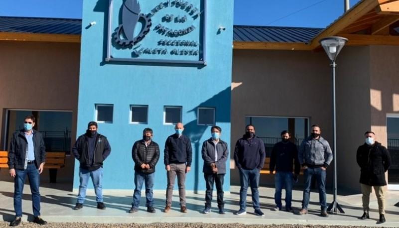 Terrenos fiscales en reserva para el Sindicato Regional de Luz y Fuerza de la Patagonia de Caleta Olivia