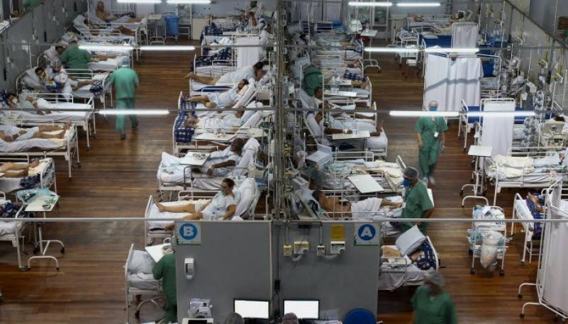 Coronavirus en Brasil: nuevo récord de muertes