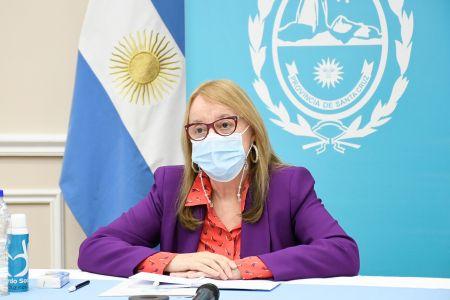 """Alicia Kirchner: """"La capacitación es la mejor manera de agregar valor y calidad institucional a nuestra provincia"""""""
