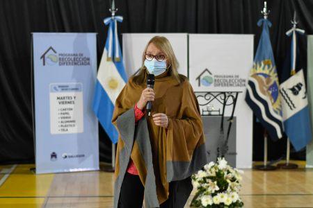 """Alicia Kirchner: """"Cuando hay espíritu de cambio y de transformación, se sostiene y desarrolla a las personas"""""""