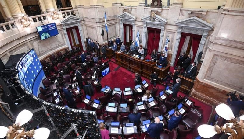 El Senado convirtió en Ley la reforma de Ganancias