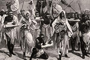 En 1853 se abolió definitivamente la esclavitud en el país.