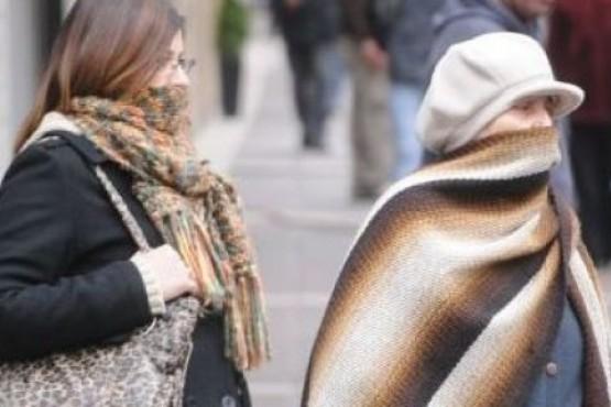 Santa Cruz con las tres ciudades más frías de Argentina este viernes 9 de abril