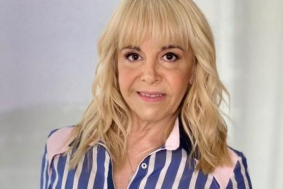 Claudia Villafañe.