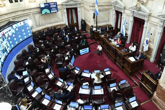 El Senado convirtió en ley los cambios en el Impuesto a las Ganancias y el Monotributo