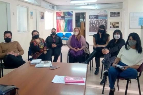 Mesa Interinstitucional contra la Trata