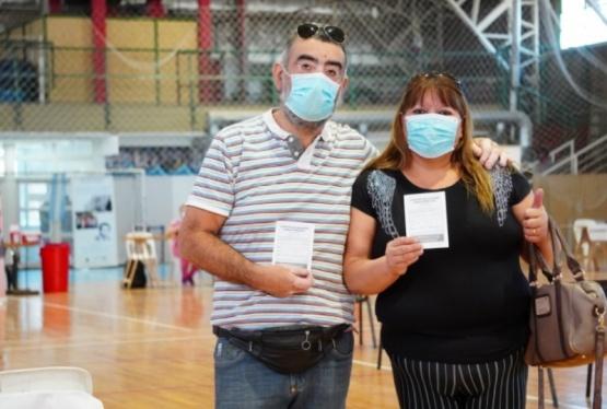 Chubut superó las 61.000 vacunas aplicadas contra el COVID-19