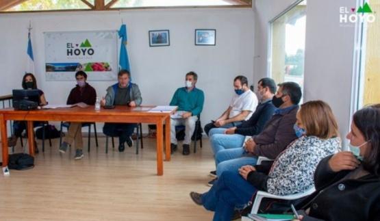 Construirán viviendas para damnificados en El Hoyo