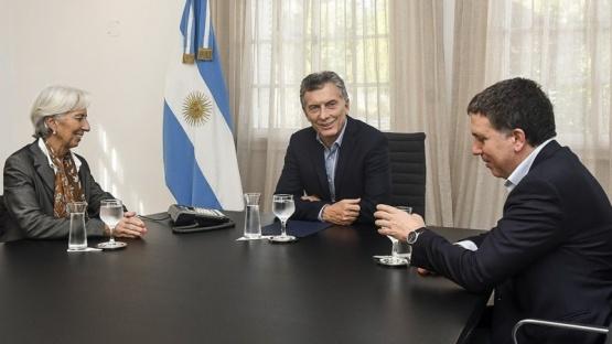 El Estado será querellante en la causa contra Macri por la deuda con el FMI