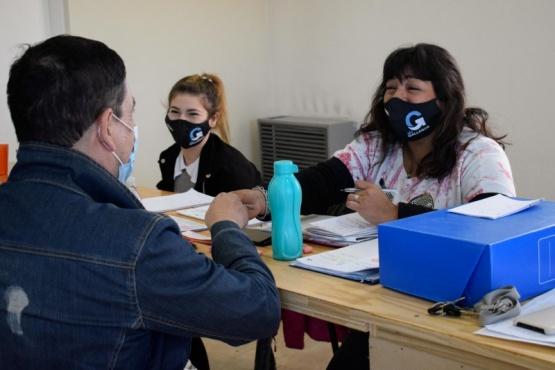 El Municipio de Río Gallegos continua con la propuesta el CIC en Tu Barrio