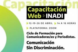 """El lunes inicia """"Comunicación sin discriminación"""""""