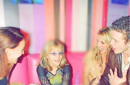 Fanáticos de Britney Spears confundidos tras una publicación de foto en que aparece Justin Timberlake