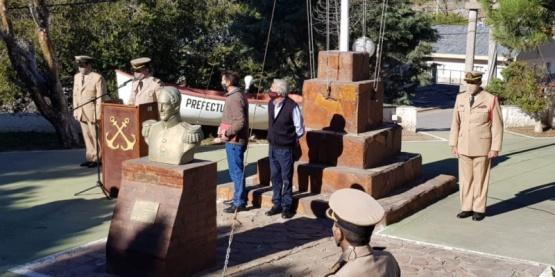 Homenajearon al suboficial asesinado en un control COVID