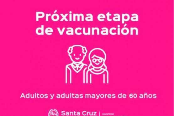 Vacunar para prevenir: se inician las inscripciones para mayores de 60 años