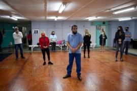 Encuentro tanguero y milonguero en el Centro Cultural Orkeke de Río Gallegos