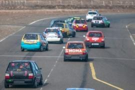 Los primeros ganadores del automovilismo en Río Gallegos