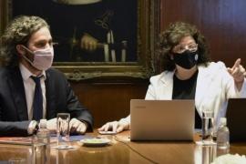 """Cafiero y Vizzotti se reúnen este lunes con expertos para """"analizar la situación epidemiológica"""" de Argentina"""