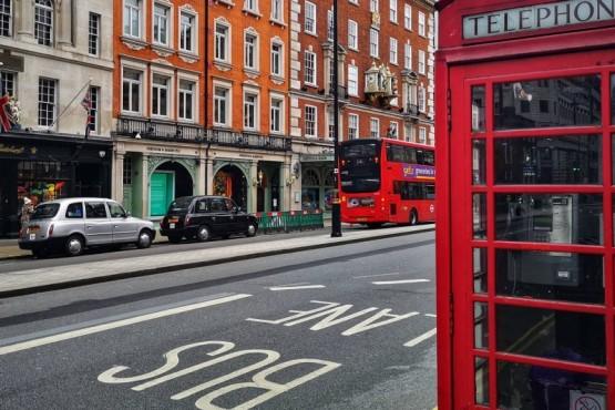 Londres durante la pandemia 2021. (Fotos Sergio Schuchinsky)