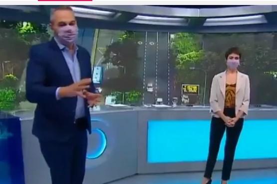 Conductores en la TV Pública.