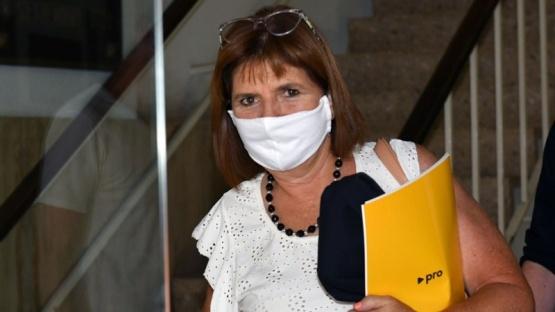 Patricia Bullrich puso en duda la vacuna china