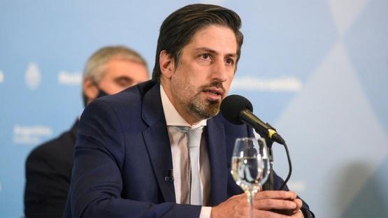Nicolás Trotta.