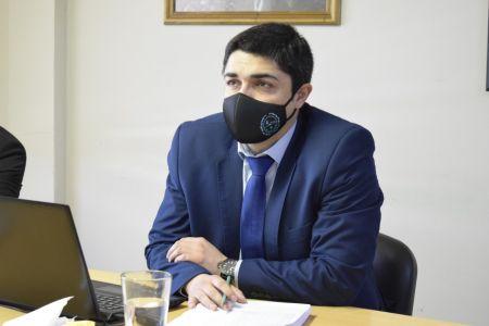 Santa Cruz participó del Consejo de Seguridad Interior y se acordó trabajar de manera articulada