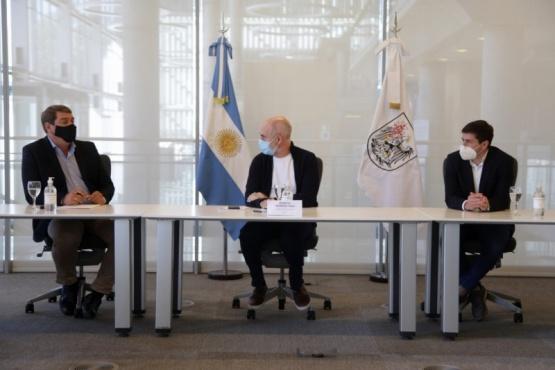 Rawson y la Ciudad de Buenos Aires firmaron convenio de cooperación