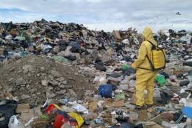 Municipio de Río Gallegos desarrolló tareas de fumigación en el vaciadero