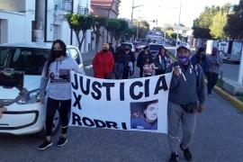 La madre de Rodrigo Curaqueo se encuentra en Puerto Deseado