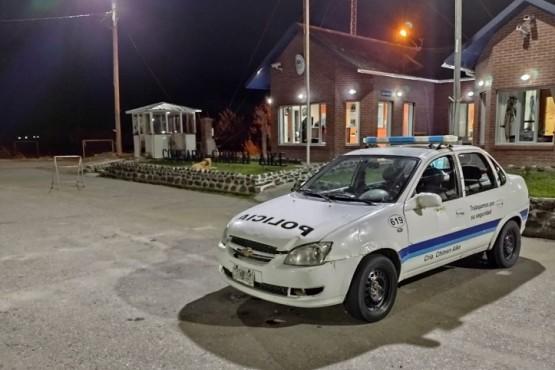 Colectivo proveniente de Ushuaia fue detenido en Chimen Aike con 25 casos positivos de COVID-19