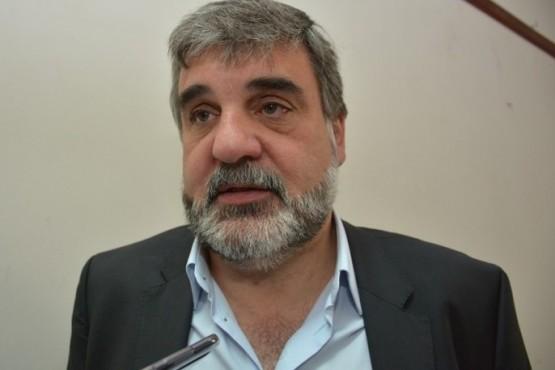 Daniel Gardonio tiene doble responsabilidad: es Intendente de San Julián, pero también presidente de la UCR en Santa Cruz.
