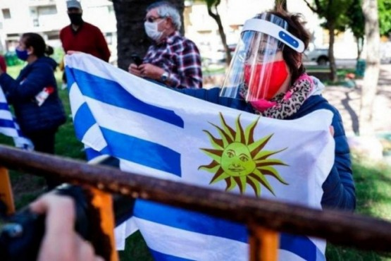 Uruguay es el país sudamericano con más muertes por coronavirus