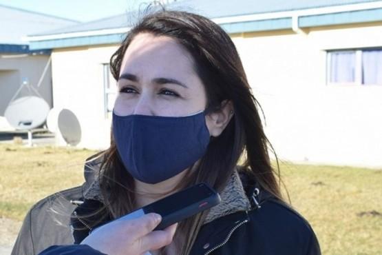 Belén García, titular de Distrigas SA.