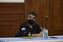 "Cortés: ""Estamos desde que inició la pandemia"""