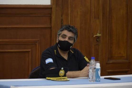 "Cortés: ""Estamos desde que inició la pandemia"