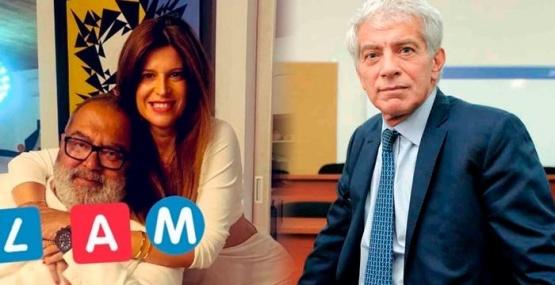 Jorge Lanata defendió a su pareja, Elba Marcovecchio, tras ser agredida verbalmente