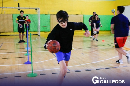 El Handball en el Lucho Fernández