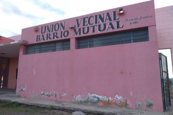 Unión Vecinal Barrio Mutual.