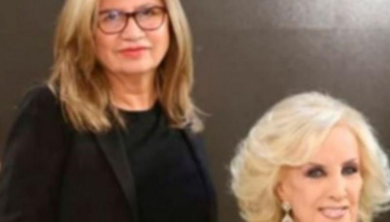 La tristeza de Mirtha Legrand por la muerte de su histórica peluquera