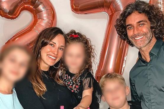 El mensaje de Camila Cavallo sobre su festejo de cumpleaños junto a Mariano Martínez