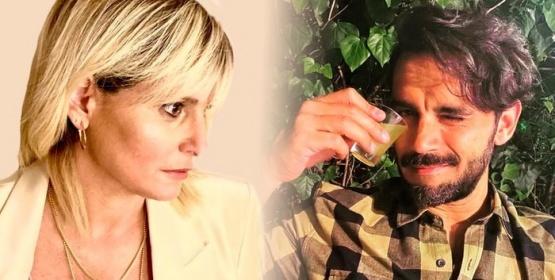 Impensado cruce en Twitter entre Romina Manguel y Gonzalo Heredia por el uso de barbijos