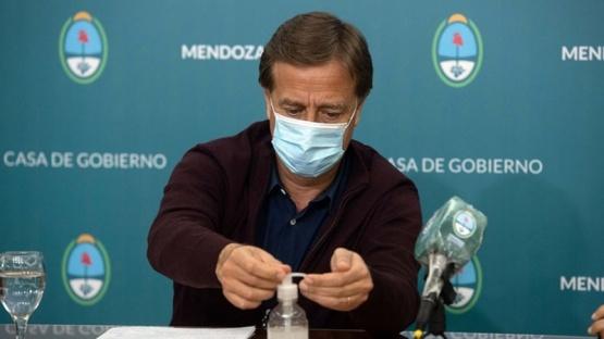 Mendoza no adhiere a las nuevas restricciones