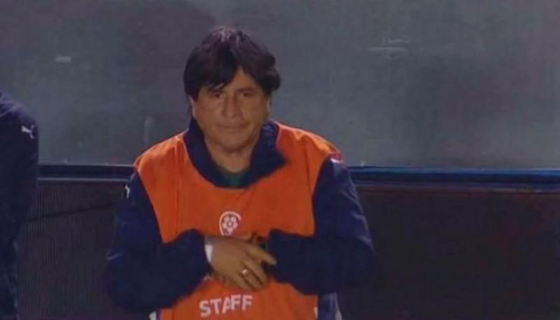 El Brujo Manuel está internado por coronavirus y tiene al fútbol en vilo