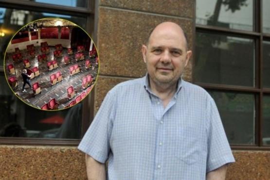 Carlos Rottemberg, integrante de AADET