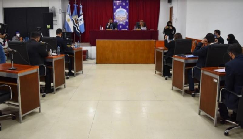 Sesión ordinaria en el Concejo Deliberante.
