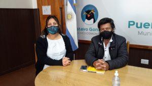 Presentaron a Carolina Pacheco, nueva técnica Intercultural en Museos,