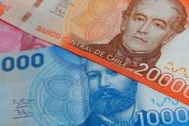 Cotización del peso chileno el 21 de mayo
