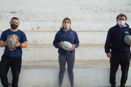 """Alumna de la Escuela Municipal de Rugby de Caleta Olivia participará del """"Regional de la Selección Austral"""""""