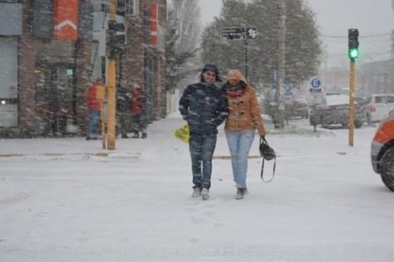 El invierno será duro para muchos y los vecinos solidarios ya trabajan en eso.